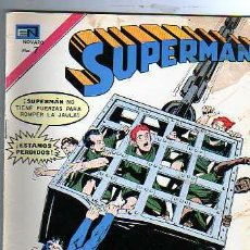 Tebeos: EDITORIAL NOVARO. SUPERMAN. REVISTA JUVENIL. . Lote 20582940