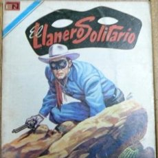 Tebeos: EL LLANERO SOLITARIO # 2-489 - NOVARO - SERIE AGUILA - AÑO 1981 - JOYA DE COLECCION. Lote 26617418