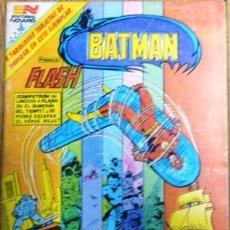 Tebeos: BATMAN # 1238 BATMAN PRESENTA FLASH NOVARO AGUILA 1984 BUEN ESTADO. Lote 23429607