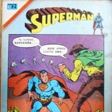 Tebeos: SUPERMAN # 2-1123 - ISIS, LA INCREIBLE ..- SERIE AGUILA - NOVARO - AÑO 1977- JOYA DE COLECCION . Lote 23560375