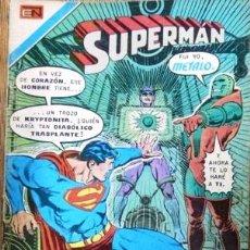 Tebeos: SUPERMAN # 2-1194 - METALO - SERIE AGUILA - NOVARO - AÑO 1979 - JOYA DE COLECCION . Lote 23560376