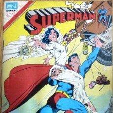 Tebeos: SUPERMAN # 2-1212 - JULIO JORDAN - SERIE AGUILA - NOVARO - AÑO 1979 - JOYA DE COLECCION . Lote 23560377