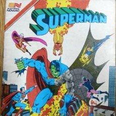 Tebeos: SUPERMAN # 1477 - SUPERMAN Y BATMAN - SERIE AGUILA - NOVARO - AÑO 1984 - DE COLECCION . Lote 23727854