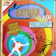 Tebeos: BATMAN # 3-32 FLASH SERIE AVESTRUZ NOVARO 1982 EXCELENTE ESTADO. Lote 23807441