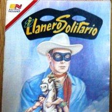 Tebeos: EL LLANERO SOLITARIO # 2-498 - NOVARO - SERIE AGUILA - AÑO 1981 - JOYA DE COLECCION. Lote 25500700