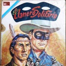Tebeos: EL LLANERO SOLITARIO # 2-491 - NOVARO - SERIE AGUILA - AÑO 1981 - . Lote 155149886