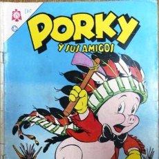 Tebeos: PORKY Y SUS AMIGOS # 160 - EDITORIAL NOVARO - AÑO 1965 - DE COLECCION. Lote 25666845