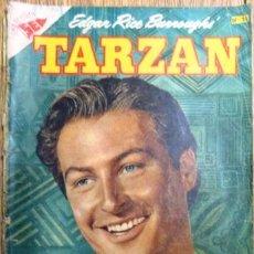Tebeos: TARZAN # 31 LEX BARKER EN TARZAN NOVARO 1954 CON DETALLES. Lote 25076705