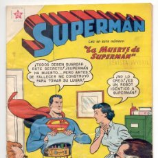 Tebeos: SUPERMAN - Nº 162 -