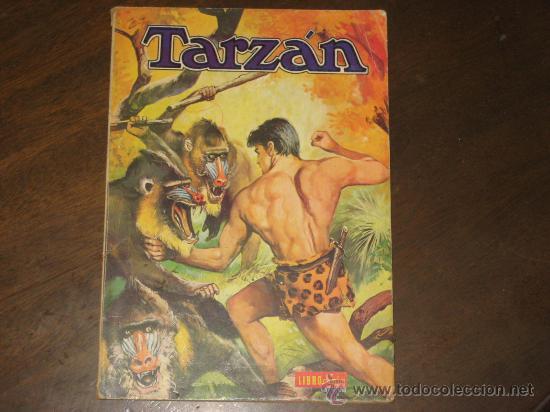 TARZAN - TOMO XXVII (Tebeos y Comics - Novaro - Tarzán)