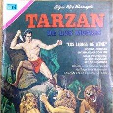 Tebeos: TARZAN # 270 LOS LEONES DE ATNE NOVARO 1971 MUY BUEN ESTADO. Lote 25821548