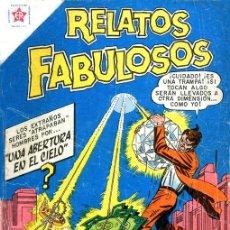 Tebeos: RELATOS FABULOSOS EDITORIAL NOVARO// REIMPRESIONES DE EXCELENTE CALIDAD. Lote 45944081