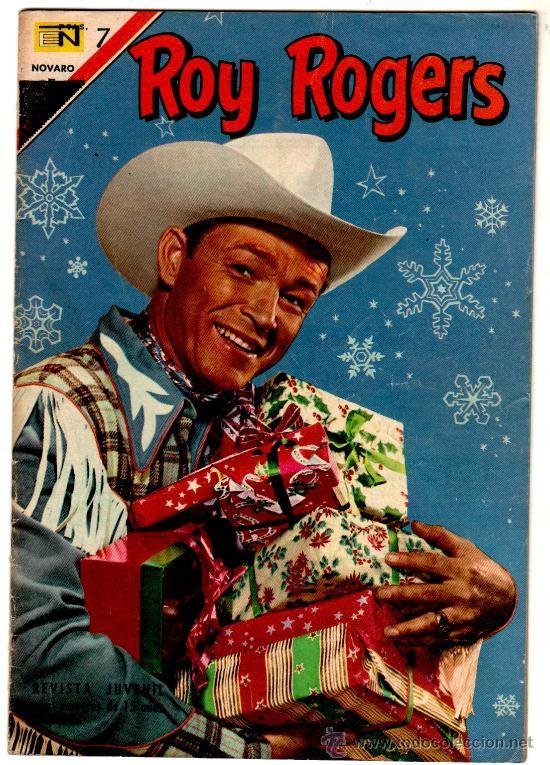 ROY ROGERS Nº 184, NOVARO 1967, MUY NUEVO (Tebeos y Comics - Novaro - Roy Roger)