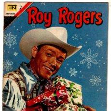 Tebeos: ROY ROGERS Nº 184, NOVARO 1967, MUY NUEVO. Lote 21911083