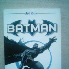 Tebeos: BATMAN CLASICOS DEL COMIC 210 PAGINAS / PANINI 2004 DIBUJOS BOB KANE. Lote 49889827