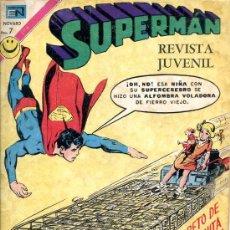 Tebeos: SUPERMAN Nº 884 - NOVARO - 1972. Lote 22661038