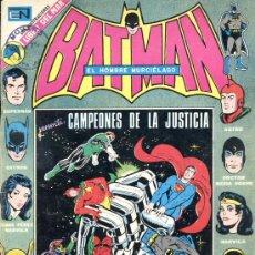 Tebeos: BATMAN 676 - NOVARO - 1973 - TAPAS BLANDAS - 32 PÁGINAS COLOR - . Lote 22766477