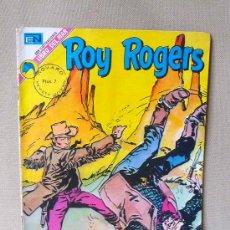 Tebeos: COMIC, ROY ROGERS, EDITORIAL NOVARO, ORIGINAL. Lote 22852468