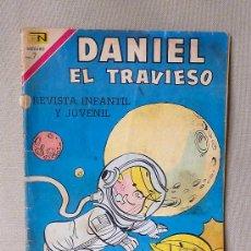 Tebeos: COMIC, DANIEL EL TRAVIESO, EDITORIAL NOVARO , Nº 74 , ORIGINAL. Lote 22852939