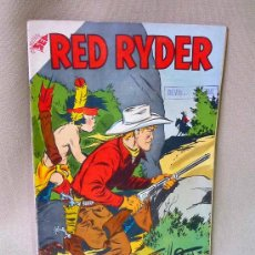 Tebeos: COMIC, RED RAIDER, EDITORIAL NOVARO, Nº 42, 1958. Lote 23125799