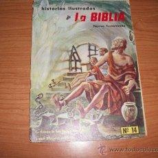 Livros de Banda Desenhada: HISTORIAS ILUSTRADAS DE LA BIBLIA Nº 14 1958 INTERPRINT COLOMBIA . Lote 23700175