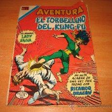 Tebeos: EL TORBELLINO DEL KUNG-FU ..... 1980. Lote 23609146