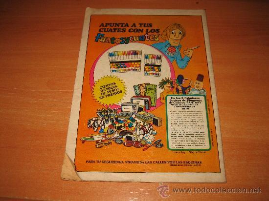 Tebeos: EL TORBELLINO DEL KUNG-FU ..... 1980 - Foto 2 - 23609146