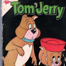 Tebeos: TEBEO. COMIC. TOM Y JERRY. NOVARO. AÑO XII. Nº 190. 1962.. Lote 23698190