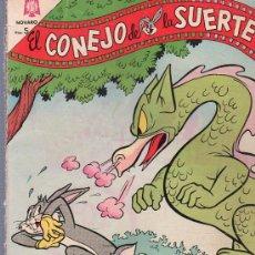 Tebeos: TEBEO. COMIC. EL CONEJO DE LA SUERTE. NOVARO. AÑO XV. Nº 199. 1964.. Lote 23698877
