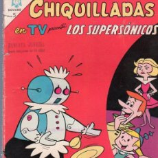 Tebeos: TEBEO. COMIC. CHIQUILLADAS. LOS SUPERSONICOS. NOVARO. AÑO XIII. Nº 150. 1965.. Lote 28691511