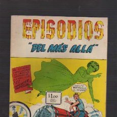 Tebeos: EPISODIOS DEL MAS ALLA--NUM-147 1967 EDITORA SOL MEXICO TERROR-CC.F. USA. EC-COMICS. Lote 24230043