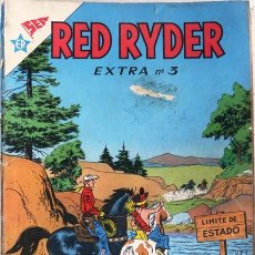Tebeos: RED RYDER EXTRA # 3 - EDITORIAL NOVARO (SEA & ER) - 64 PAGINAS - CON DETALLES. Lote 102550331