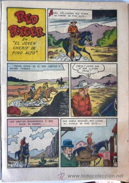 Tebeos: RED RYDER EXTRA # 3 - EDITORIAL NOVARO (SEA & ER) - 64 PAGINAS - CON DETALLES - Foto 2 - 102550331