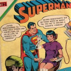 Tebeos: SUPERMAN ED. NOVARO Nº 833. Lote 27557096