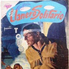 BDs: EL LLANERO SOLITARIO # 101 - AGOSTO 1961 - EDITORIAL NOVARO (SEA) - JOYA DE COLECCION. Lote 24532935