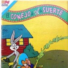 Tebeos: EL CONEJO DE LA SUERTE # 3-88 SERIE AVESTRUZ NOVARO 1982 BUEN ESTADO. Lote 24546377