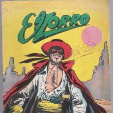 Tebeos: EL ZORRO Nº 7. EDITORIAL ERRECE - BUENOS AIRES. (68 PÁGINAS). Lote 24550831