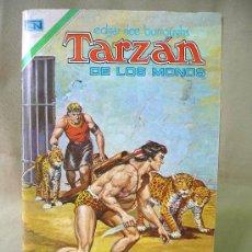 Tebeos: COMIC, TARZAN DE LOS MONOS, NOVARO, 1974, Nº 398, EL SECRETO DE LOS KIANITAS. Lote 25430190