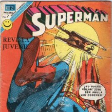 Tebeos: SUPERMAN - Nº 865 - EDITORIAL NOVARO - AÑO 1972.. Lote 25886588