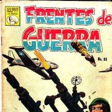 Tebeos: FRENTES DE GUERRA Nº 95 EDICIONES LA PRENSA . Lote 25969751