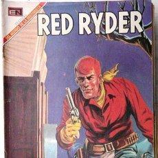Tebeos: RED RYDER # 195 EL POZO ENVENENADO NOVARO 1969 MUY BUEN ESTADO. Lote 26207544