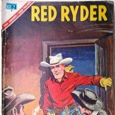 Tebeos: RED RYDER # 147 LA IMPOSTORA NOVARO 1967 BUEN ESTADO. Lote 26207580