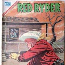 Tebeos: RED RYDER # 152 - NOVARO 1967, LA CARTA ACUSADORA MUY BUEN ESTADO. Lote 26207584