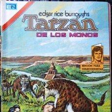 Tebeos: TARZAN # 400 - LA REINA NEGRA - AÑO 1974 - ED NOVARO - JOYA DE COLECCION. Lote 26207794
