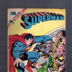 Tebeos: SUPERMAN -JIMY OLSEN N. 911 VS. APOKALIPSIS DIB. JACK KIRBY -NOVARO. Lote 26567352