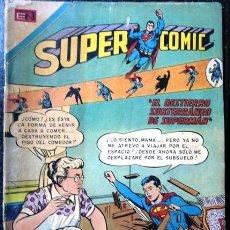 Tebeos: SUPERCOMIC # 35 - EL HOMBRE METEORO - AVENTURAS JUVENILES - NOVARO - AÑO 1970 - DE COLECCION. Lote 26742680