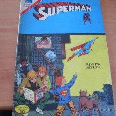 Tebeos: SUPERMAN Nº 999 ( ORIGINAL ED. NOVARO 1975 ) (S6). Lote 26848562