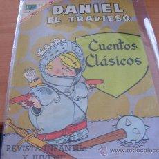 Tebeos: DANIEL EL TRAVIESO Nº 57 ( ORIGINAL ED. NOVARO ) ( S6 ). Lote 26852393