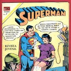 Tebeos: SUPERMAN , Nº 833 , 1971 , NOVARO , ORIGINAL, . Lote 27005384