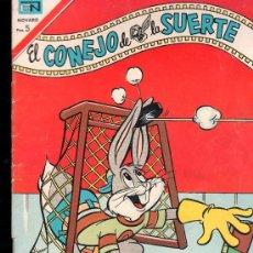 Tebeos: EL CONEJO DE LA SUERTE - NUMERO 273. Lote 27064678